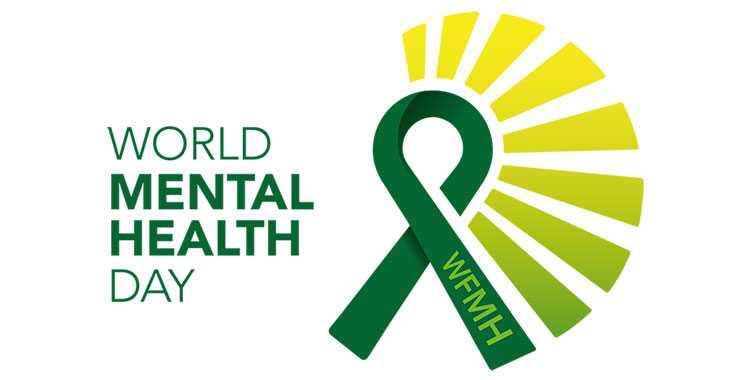 World mental Health Day New Leaf 2019