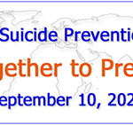 Suicide Prevention Day 10th September 2020