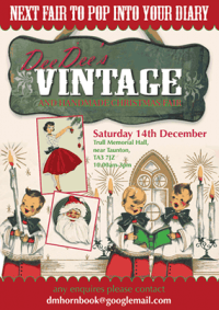 Vintage Fair Taunton 14/12/13