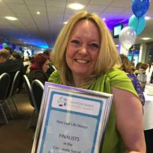CSR Award - Taunton Deane Businesss awards