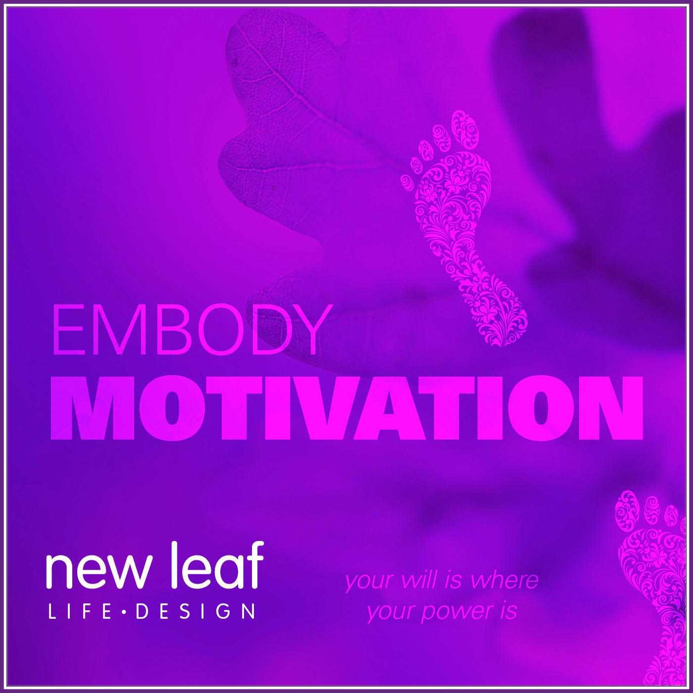Embody Motivation