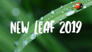 New Leaf 2019 Year