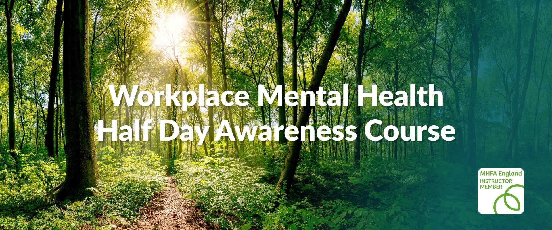 Mental Health 4 Hour Awareness Course Online
