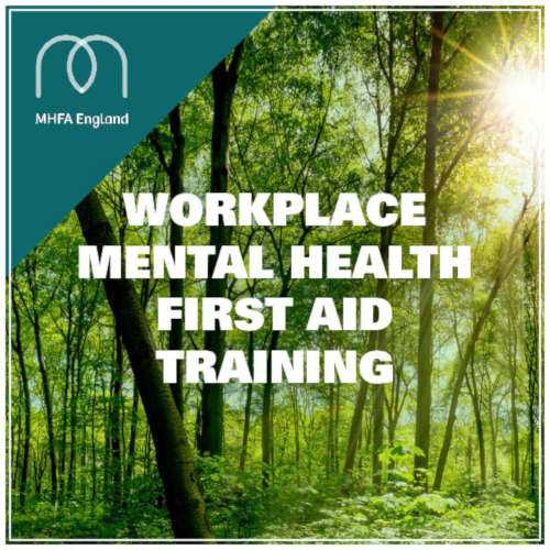 Workplace Mental health First Aid Training New Leaf Becky Wright Somerset