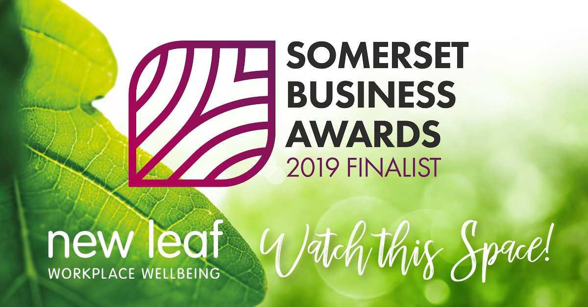 Outstanding Achievement Award 2019 Somerset Finalist Becky Wright