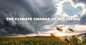The Climate Change of Well-being