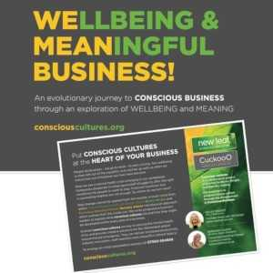 well being and meaningful business