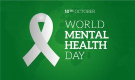 Mental Health Awareness Day 2020