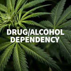 Drug/Alchohol Problems