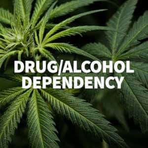 drug alcohol dependancy