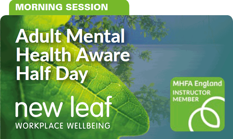 Mental Health Awareness for Line Managers Training